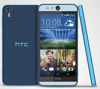 HTC desire Eye camera features and specifications