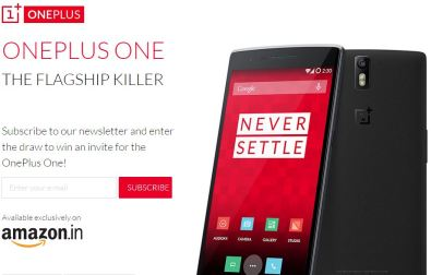 How to get invite for One Plus One purchase in Amazon.in India