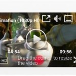 How to play youtube video in pop up box in android devices