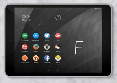 Nokia N1 tablet with Android lollipop and Z launcher launched