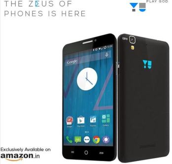 micromax yureka launched and on sold in amazon from 19th dec