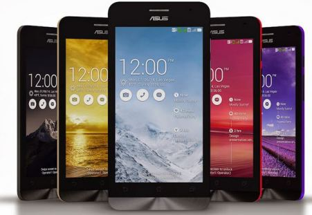 Android Lollipop update timeline for Asus Zenfone 4 and 5