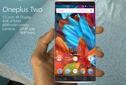 Oneplus two features and specifications