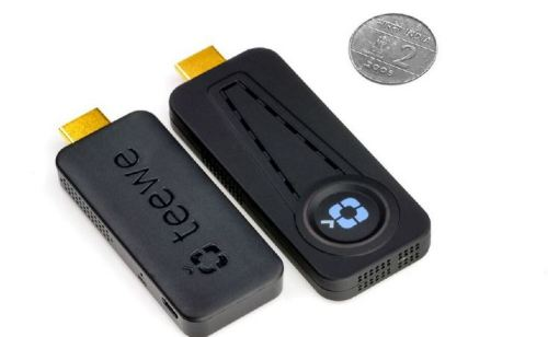 Teewe 2 dongle compared to teewe first generation