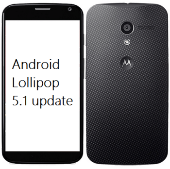 moto x first gen gets android lollipop 5.1 update in 14 countries