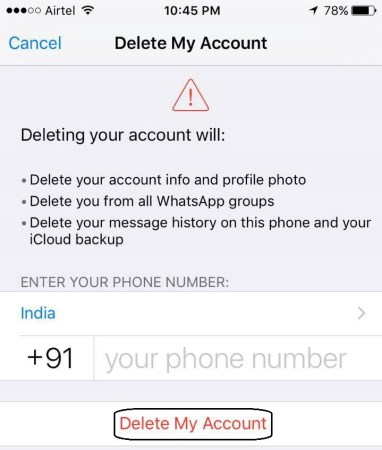 How to Delete WhatsApp Permanently on iPhone and iPad