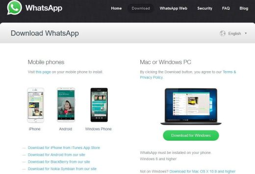 How to setup WhatsApp desktop App on Windows and Mac desktops