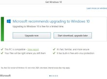 How to upgrade to Windows 10 from Window 8 to fix activation error