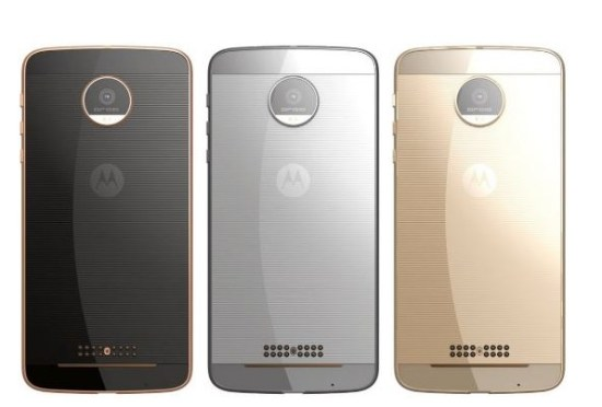 Moto Z Style and Moto Z Play with Moto Mods Leaked details