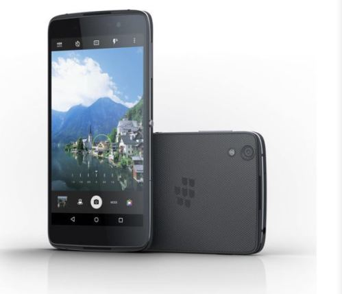 Blackberry Neon specifications and photos