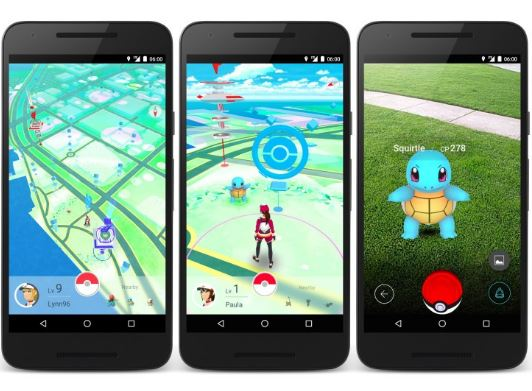 Increase battery life while playing Pokemon Go