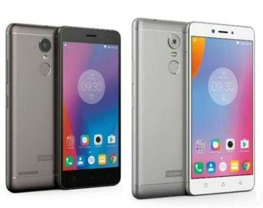 Lenovo K6 Note specifications and price