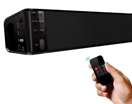 Portronics Sound slick sound bar price in India