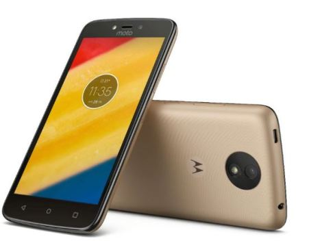 Moto C Plus features and price in India