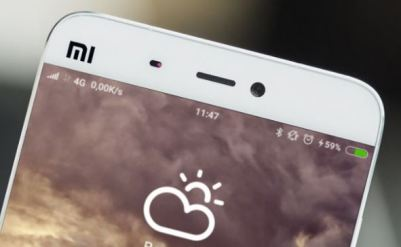 How to see Battery percentage in Status bar in Xiaomi devices
