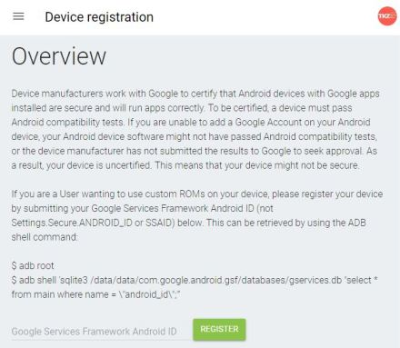 How to Fix Android device is not certified by Google Error