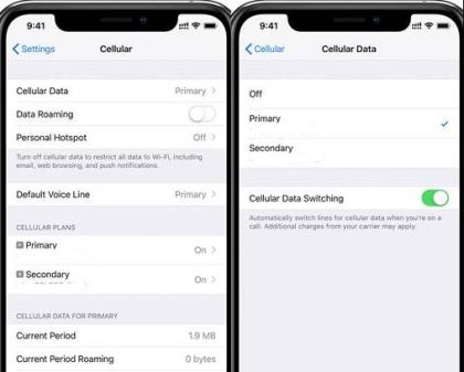 How to activate eSIM in Airtel for iPhone XS, XS max and XR