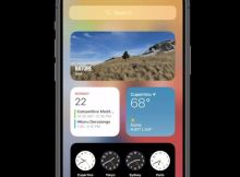 How to add Home screen widgets in iPhone running on iOS 14