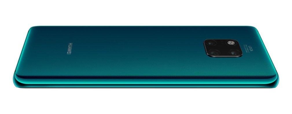 HUAWEI Mate 20 Pro_Emerald Green (6)