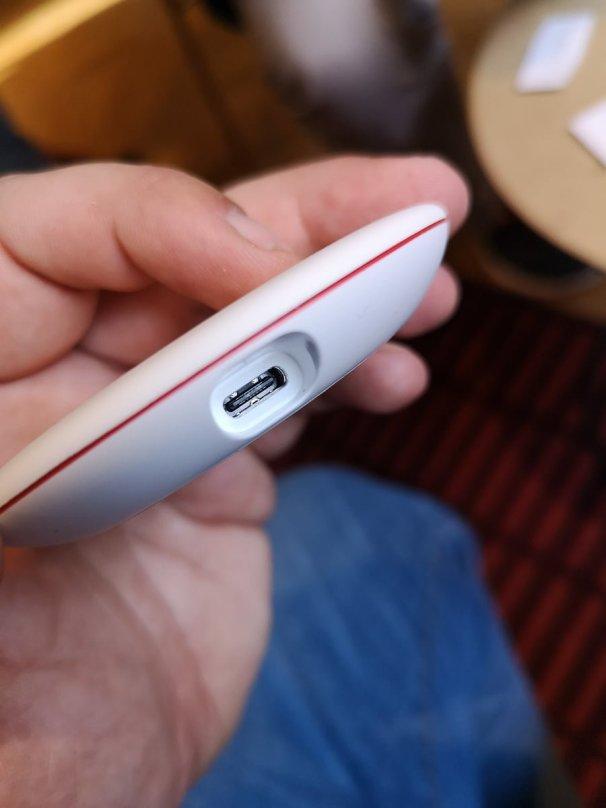 Huawei QI Ladestation