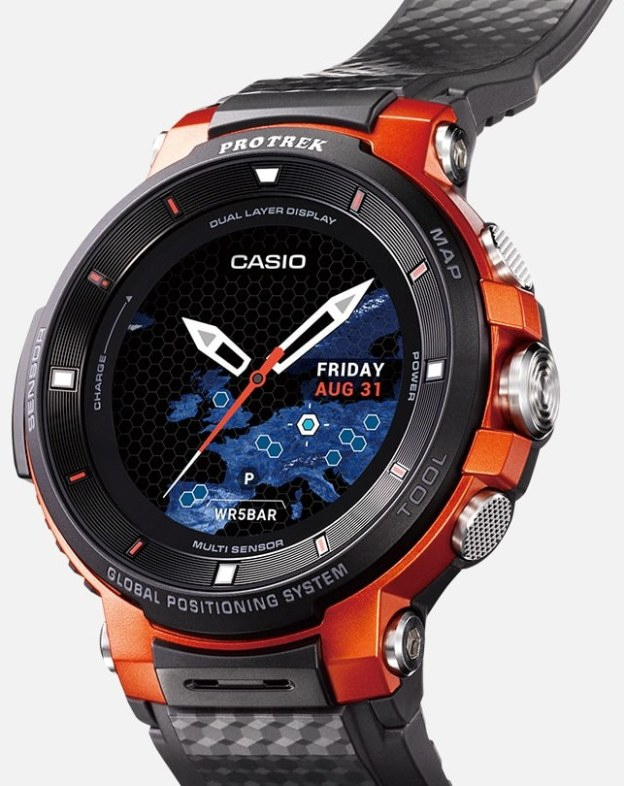 Casio_New_PRO_TREK_Smart_WSD_sideview