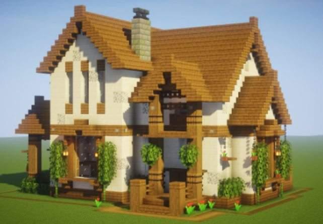 Minecraft Cottage – Best 8 Ideas to Make The Cute Minecraft Cottage