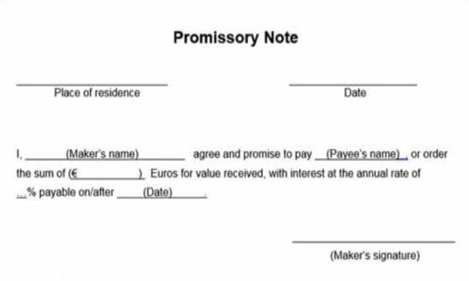What Is a Promissory Note and How Does It Work?