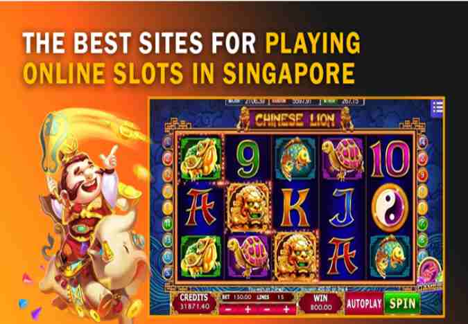 The Best Sites for Playing Online Slots in Singapore – Online Casino Singapore