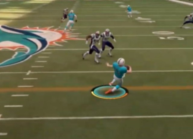 How to slide with your QB in Madden 21