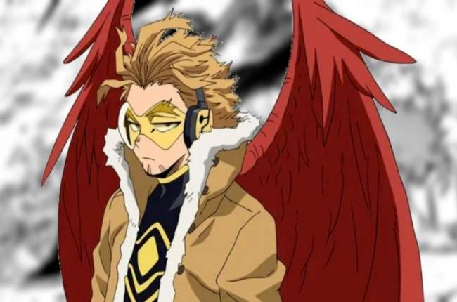 """Birds and Containers – a theory on """"hawks mha """" and his past"""