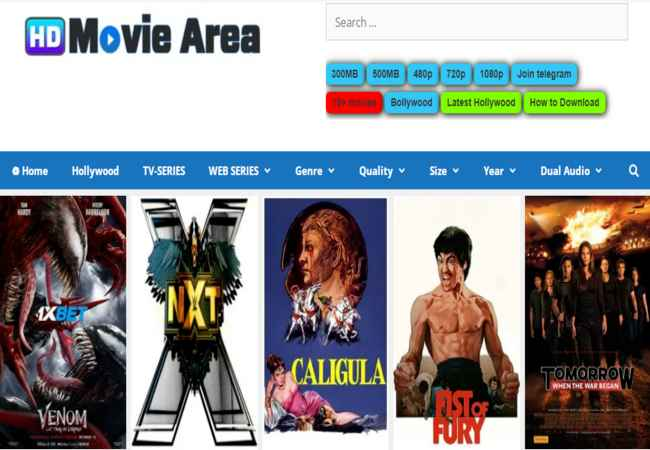 Hdmoviearea 2021: Download Free HD Web Series and movies
