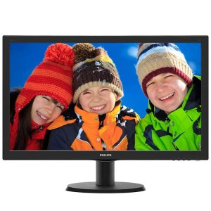 PHILIPS 243V5LSB5/01 23.6""