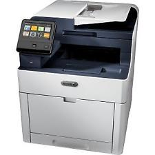 XEROX WorkCentre 6515 Heavy duty, Duplex, Color