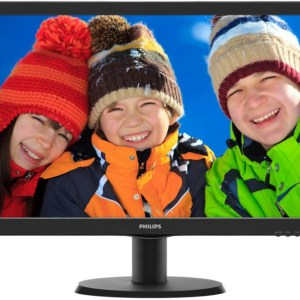 PHILIPS 240V5QDAB/00 (IPS) 23.8""
