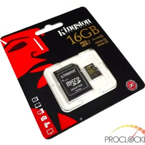 Kingston UHS-1 16GB