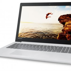 "Lenovo IP 320-15 15.6"" 8GB 81BG00JHIV לבן"