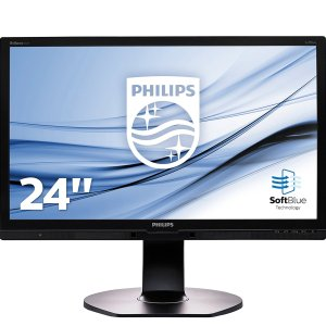 PHILIPS 241P6EPJEB 23.8""
