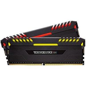 זכרון לנייח קיט Corsair 16GB kit 2X8 DDR4 3000mhz RGB