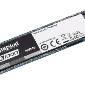 דיסק פנימי Kingston SSD 240GB M.2 PCle 3.0x2 NVMe SA1000M8
