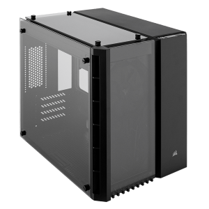 מארז ללא ספק CORSAIR 280X BLACK micro-ATX USB3x2