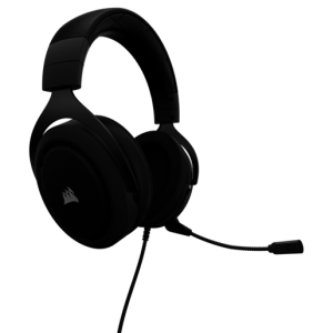 אוזניות Corsair HS60 SURROUND Gaming Headset White