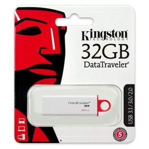 זכרון נייד KINGSTON DISK ON KEY DTI-G4 32GB USB3.0