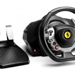 הגה THRUSTMASTER TX Racing Wheel Ferrari 458 Italia Edition + The Crew