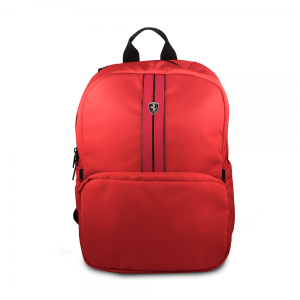 """FERRARI BackPack 15"""" URBAN Collection - Red"""
