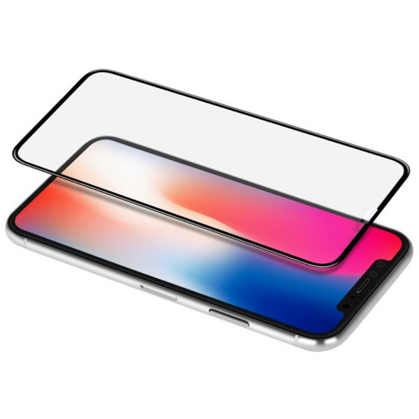 IPhone XR FERRARI OFF TRACK Tempered Glass With InvIsible Logo