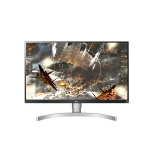 "LG 27"" LED 27UK650 Ultra HD 4K IPS HDR White"