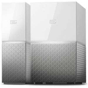WD My Cloud Home 4.0TB LAN White