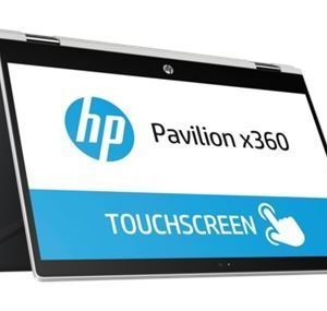 "HP Pavilion X360 14-dh0001nj/14""FHD Touch IPS/i7-8565u/8GB/512GB SSD/GeForce MX250/win 10 Home/silve - 6PC19EA#ABT"