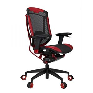 Vertagear Gaming Series Triigger 350 Gaming Chair Special Paint Red Edition