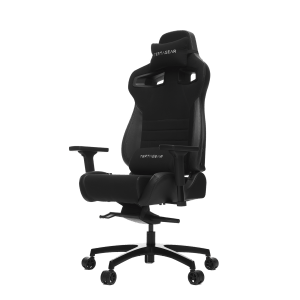 Vertagear Racing Series P-Line PL4500 Gaming Chair Coffee Fiber With Silver Embroirdery Black Edition